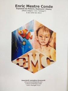 ENRIC MESTRE CONDE - MONS MAGICS