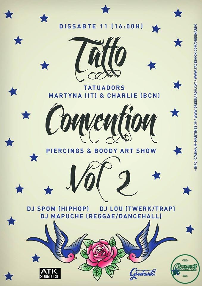 Tatto Convention Vol. II